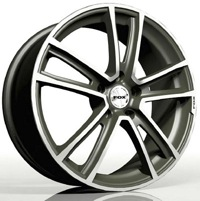 17X7.5 Fox R5 Gunmetal