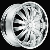 22x9.5 Fierro Viscious