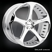 22x9.0 Giovanna Dalar Chrome